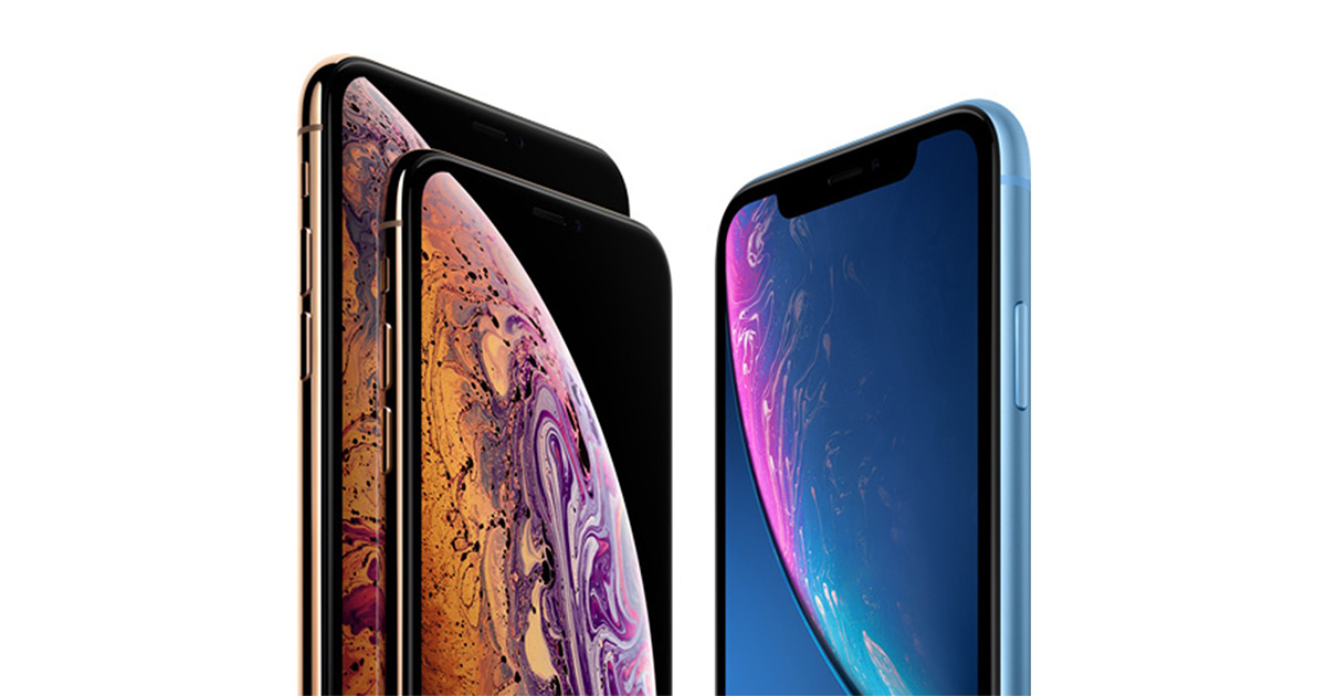 iPhone XS Max / iPhone XR 規格 顏色 價錢