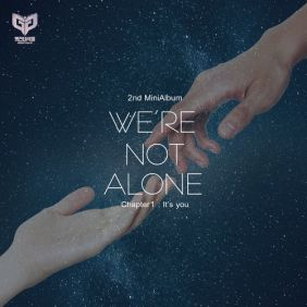 GreatGuys -《We're not alone_Chapter1:It's you》